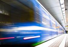 Free Subway Stock Photography - 8251532