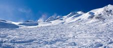 Free Ski Resort. Royalty Free Stock Images - 8251599