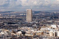 Free Paris Landscacpe Royalty Free Stock Photo - 8251625