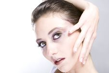 Free Attractive Young Lady Stock Photography - 8251652