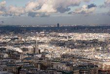 Free Paris Landscacpe Stock Photography - 8251842