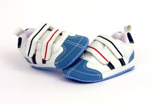 Child S Shoes Stock Photo