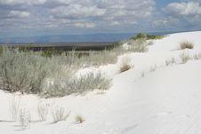Free White Sands Stock Photos - 8253413