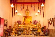 Free Buddha Images. Royalty Free Stock Photography - 8253637