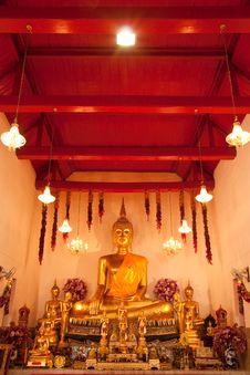 Buddha Images. Stock Images