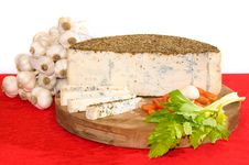 Free Blue Cheese Stock Photography - 8254072
