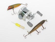 Free Fishing Equipment Stock Images - 8254294