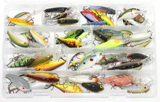 Tackle Box Stock Photography