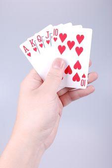 Free Stock Photo: Poker Stock Images - 8254384