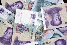 Free Chinese Yuan Royalty Free Stock Image - 8254396