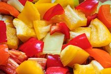 Free Fresh Peppers Stock Photos - 8254443