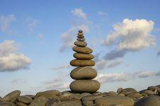 Free Spa Stone Stock Photo - 8254470