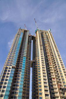 Free Condominium Under Construction Stock Images - 8254674