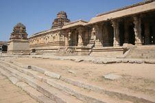 Free Temple In Hampi, India2 Royalty Free Stock Photos - 8255478