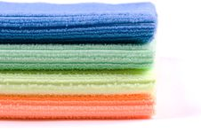 Free Towels Royalty Free Stock Photos - 8255878