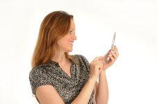 Free Mobile Royalty Free Stock Photos - 8256058