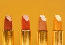 Free Lipstick Samples Royalty Free Stock Images - 8256069
