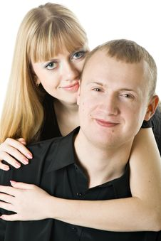 Free Young Couple In Love Royalty Free Stock Images - 8257379
