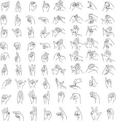 Free Hand Gestures Royalty Free Stock Photography - 8257407