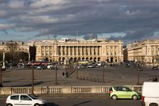 Free Centre Of Paris Stock Photos - 8257873