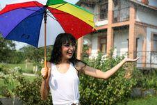 Free Summer Rain Stock Photos - 8259103