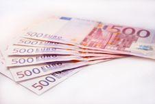 Free Euro Royalty Free Stock Photo - 8259465