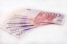 Free Euro Royalty Free Stock Photo - 8259495