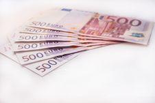 Free Euro Royalty Free Stock Photo - 8259525