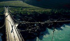 Free The Bridge Royalty Free Stock Image - 8259576