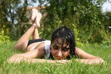 Free Wet Stock Image - 8259721