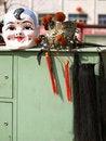 Free Big Head Mask Royalty Free Stock Photo - 8264045