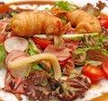 Free Shrimp Salad Royalty Free Stock Photography - 8264947