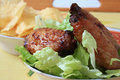 Free Chicken Wings Stock Photo - 8267700