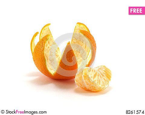 Free Tangerines Stock Images - 8261574