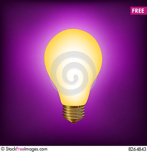 Free Light Bulb Stock Photos - 8264843