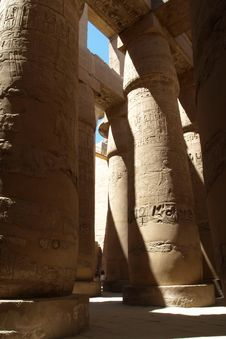Free Karnak Temple Stock Photos - 8260133
