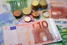 Free Euro Royalty Free Stock Photos - 8260158