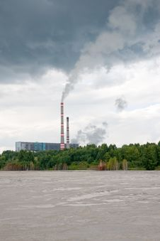 Free Power Plant Stock Images - 8260244