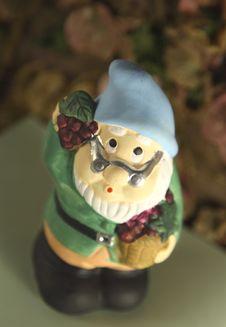 Free Grape Gnome Stock Images - 8260464