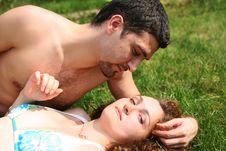 Free Romantic Couple Stock Images - 8260594