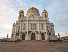 Free Cathedral Of Christ The Savior Royalty Free Stock Images - 8260709