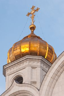 Free Cathedral Of Christ The Savior Royalty Free Stock Images - 8260739