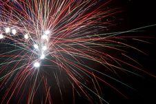 Free Fireworks Stock Image - 8260861