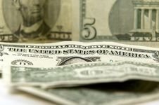 Free United States Money Royalty Free Stock Photos - 8260868