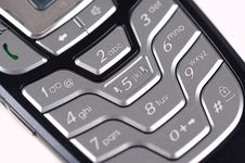 Free Keypad Royalty Free Stock Image - 8261286