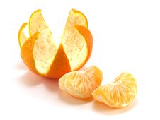 Free Tangerine Stock Photography - 8261552