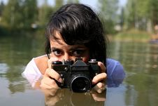 Free Photo In Water Stock Images - 8262224