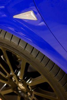 Free Car Detail Stock Image - 8262431