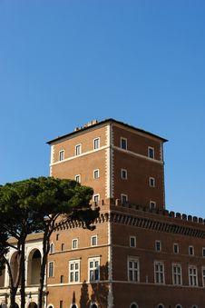 Free Piazza Venezia Rome Italy Royalty Free Stock Photo - 8262755