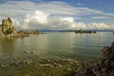 Free Mono Lake Stock Photo - 8263050
